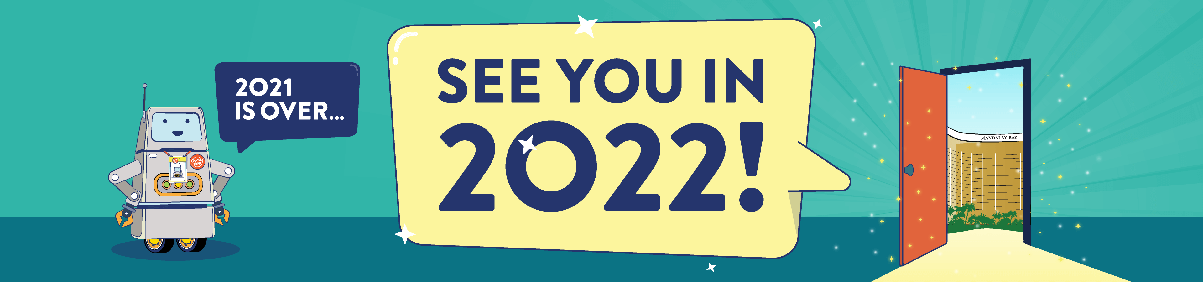 2021 is over... See you in 2022!